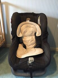 Britax car seat for 0-5 years offers welcome