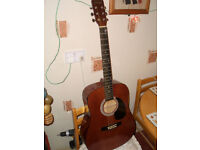 DREADNOUGHT GUITAR..SW-203