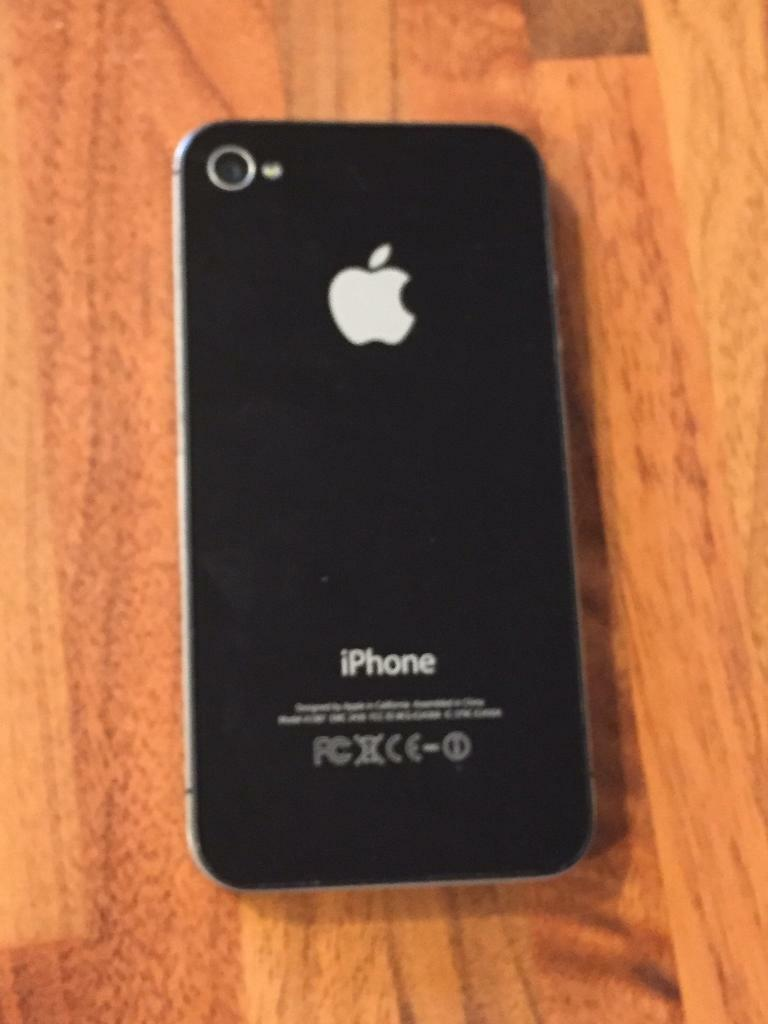 iPhone 4sin Chaddesden, DerbyshireGumtree - iPhone 4s. Believed to be unlocked to all networks but has been used on EE/ virgin. Very good condition.£40 no offers . Collect from chaddesden