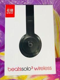 Beats by Dr. Dre Solo3 Headband Headphones Gloss Black