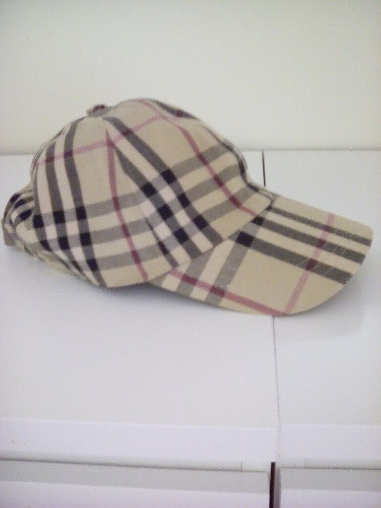 Mens burberry cap  60c13203ae3