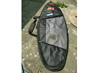 Komunity project 6'0 shortboard surfbag