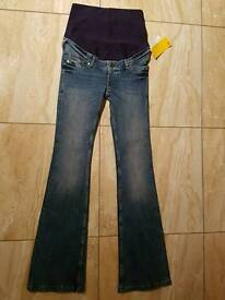 Brand new H&M boot cut jeans size 8