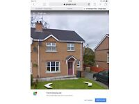 Rathfriland house to rent