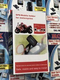 Universal Bike phone holder Motorbike Mobile GPS strong holder for motorcycles