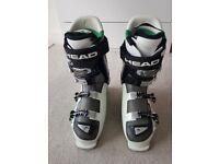 Head Vector 115 Ski Boots 329mm Size 28/28.5