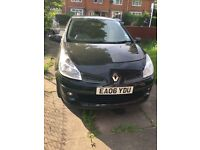 Renault Clio 06plate