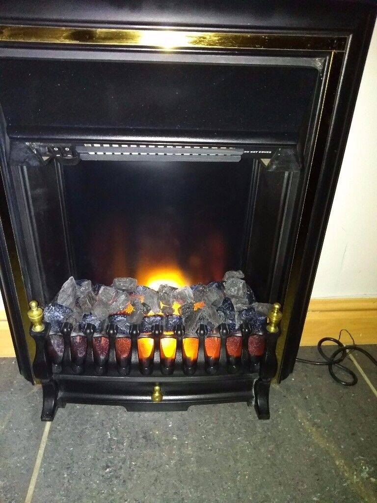 electric fire , dimplex , £ 25 , working good