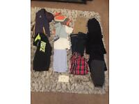 Boys clothes bundle 6/7