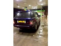 Range Rover 3.0 Diesel 2003 low mileage Px Welcome