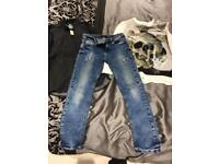 Boys age 11 river island tops jeans