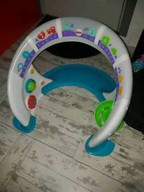 Fisher&price activity toy