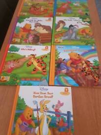 All 15 volumes of Winnie the pooh thinking spot series