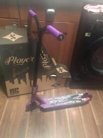Sacrifice scooter brand new with box