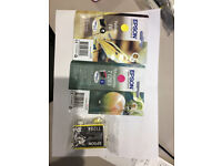 New Epson Ink Cartridges - job lot to clear