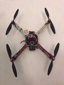 Drone DJI F450 Flame Wheel