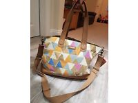 Storksak Tote Triangle Changing Bag
