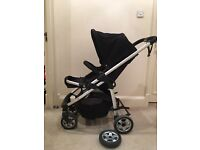 iCandy Cherry Pushchair with Buggy Board