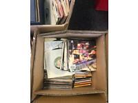 """Job Lot of Approx 1000 - 7"""" Vinyl Records Singles - full mix of genres"""