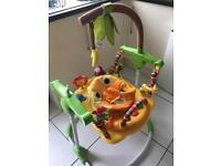 Mothercare Jumping giraffe entertainer (jumper stand/chair/toy)