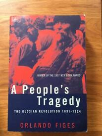 A People's Tragedy by Orlando Fife's