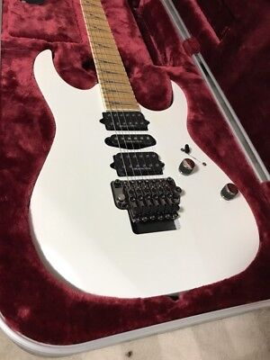 Ibanez Prestige RG2570MZ White beautiful rare EMS F/S* for sale  Shipping to Canada