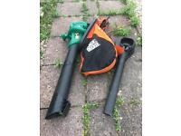 Black and decker leaf blower and vacuum