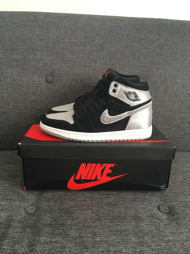 Nike Air Jordan 1 Retro Aleali May Shadow Satin  8ab8a6061