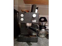 Gaggia espresso machine.