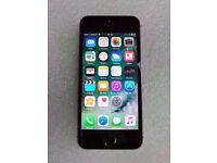APPLE IPHONE 5S 32GB SPACE GRAY UNLOCKED WITH RECEIPT