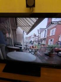 Sony Bravia 40Z5800 LCD 1080P Tv - And Glass Stand