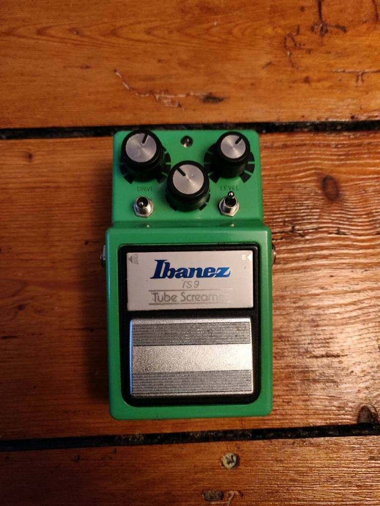 Rare Ibanez Tube Screamer TS9 Keeley and MSM Workshop Modified | in Barry,  Vale of Glamorgan | Gumtree