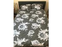 Double bed Twin set bed linen pillow cases, duvet cover