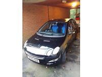 Smart Forfour 1.1 Petrol, Cheap insurance, cheap tax, MOT 9 Months, good condition, Swansea
