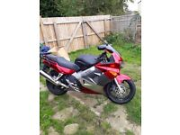 Honda VFR 800 Ideal Commuter/Touring Bike, Panniers, Tank Bag