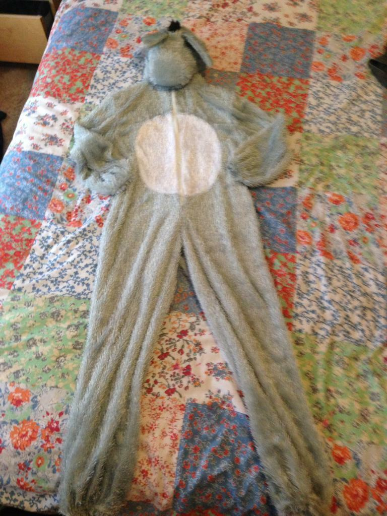 Childs Donkey xmas/nativity costume
