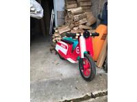 Kids balance bikes - £50 Ono for both