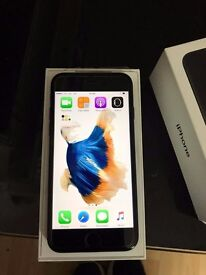Iphone 7 jet black 128gb in box