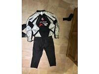IXS Motorbike racing suit/set