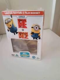 BRAND NEW Despicable Me Minions boxset