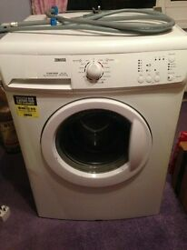 Washing machine - Zanussi ZWH 6120P 1200rpm