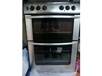 BELLING G741 60cm DOUBLE OVEN GAS COOKER