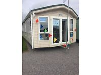 Luxurious Holiday Home - Southerness - NO PITCH FEES UNTIL 2018 - £500 OFF - MUST SEE VAN