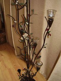 Christmas Tree candle stand