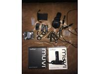 Veho Muvi micro DV Camcorder action camera