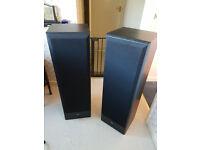 Pair Eltax Millenium 500 - 500 Watt Tower Speakers floorstanding - offers please
