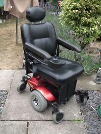 Electric Wheelchair. Pronto M41