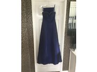 Full length Prom Dress/Ball Gown for sale size 6