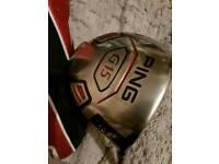 Ping G15 10.5deg driver