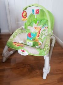 Baby bouner/rocker/seat.Fisher Price